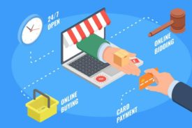 ECommerce Website Designers in Delhi