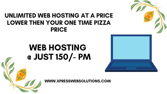 xPress Web Hosting